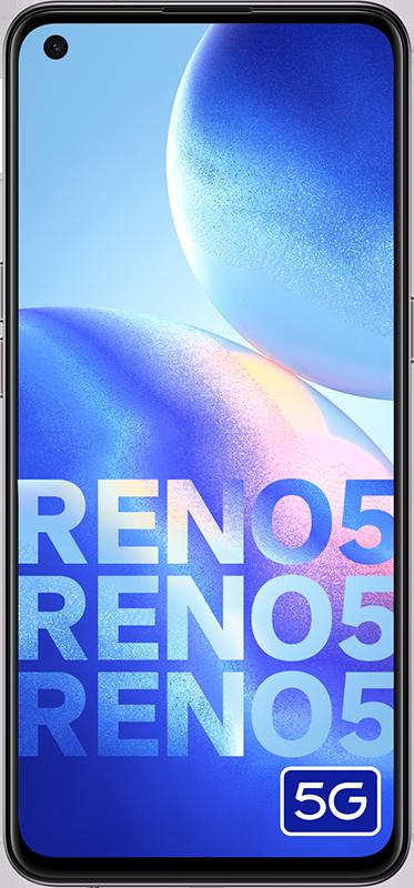 Hình ảnh Reno5 5G - shop.oppomobile.vn